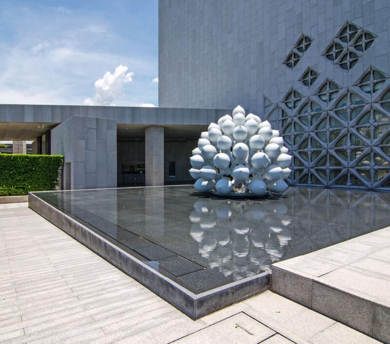 Museum of Contemporary Art (Bangkok). Foto: Nattakit Jeerapatmaitree / Shutterstock.com