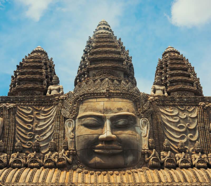Battambang in Kambodscha. Foto: AngelaGrant / Shutterstock.com