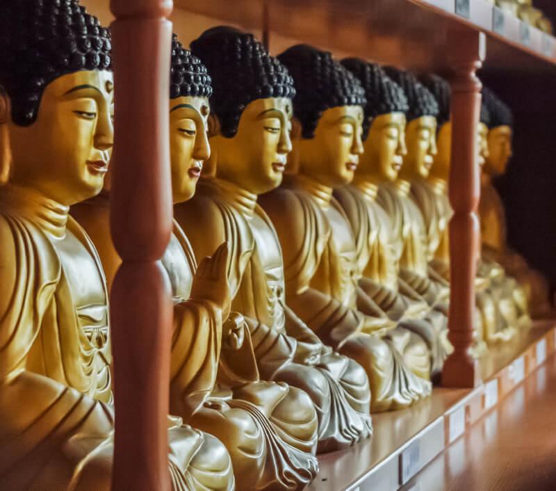 Bongwonsa-Tempel in Seoul. Foto: SImonLL / Shutterstock.com