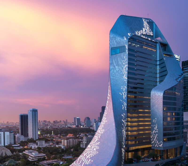 Das Einkaufszentrum Central Embassy in Bangkok. Foto: Arnon Mungyodklang / Shutterstock.com