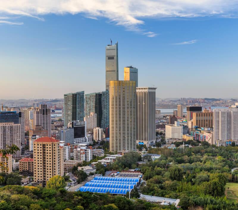 Dalian ist die nördlichste eisfreie Hafenstadt der VR China und ein beliebtes Touristenziel. Foto: Top Photo Corporation / Shutterstock.com