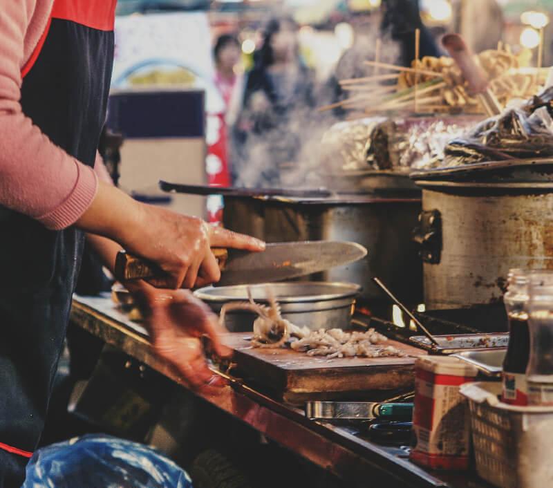 Dongdaemun Night Market in Seoul. Foto: mTaira / Shutterstock.com
