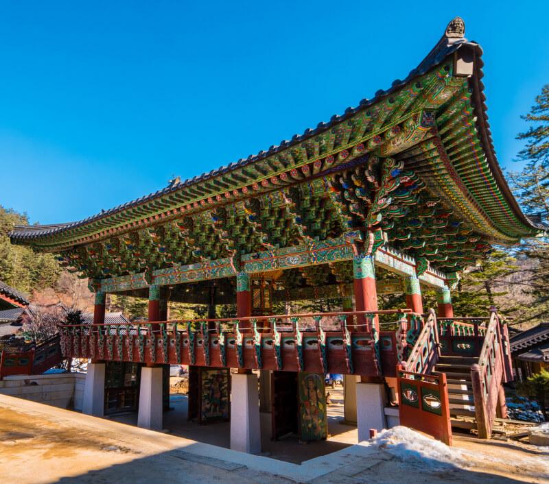 Gangwon-do ist ein beliebtes Reiseziel in Südkorea. Foto: SiHo / Shutterstock.com