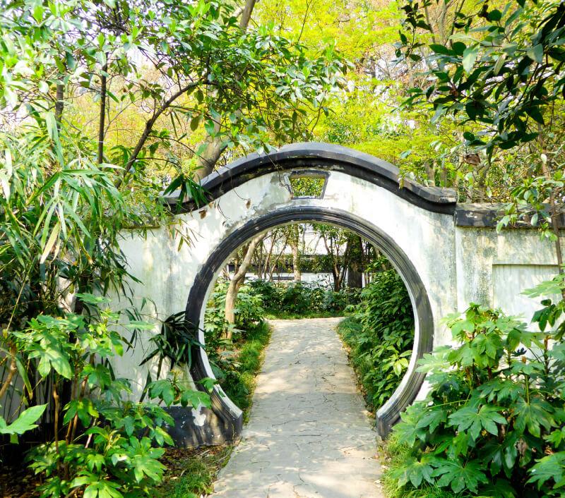 Der Guilin Park in Shanghai. Foto: Shanshan0312 / Shutterstock.com