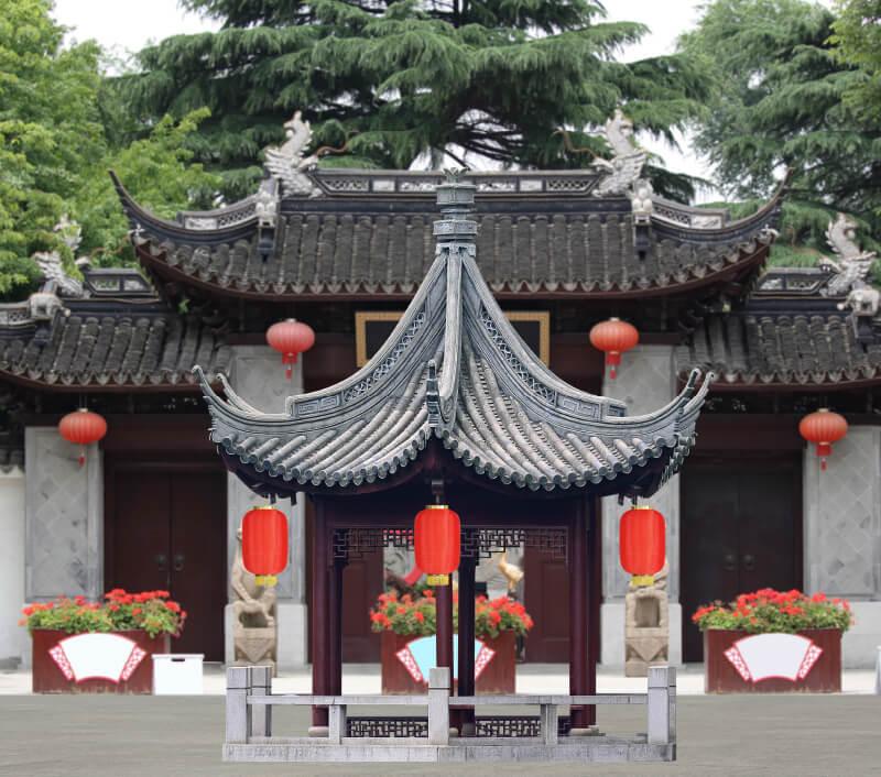 Der Guyi Garden in Nanxiang, einem Vorort von Shanghai. Foto: cyo bo / Shutterstock.com