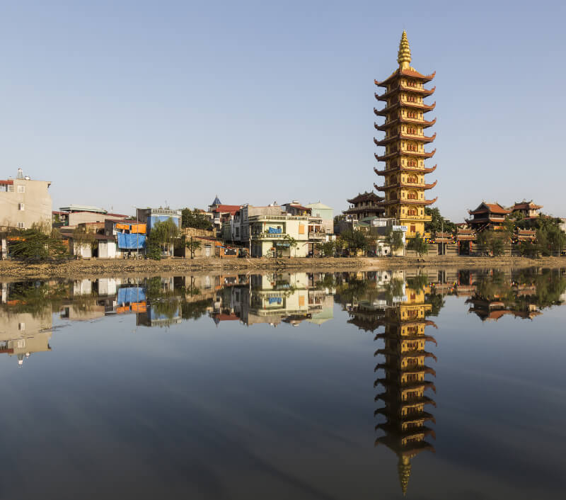 Hai Phong (Vietnam). Foto: Jose L Vilchez / Shutterstock.com