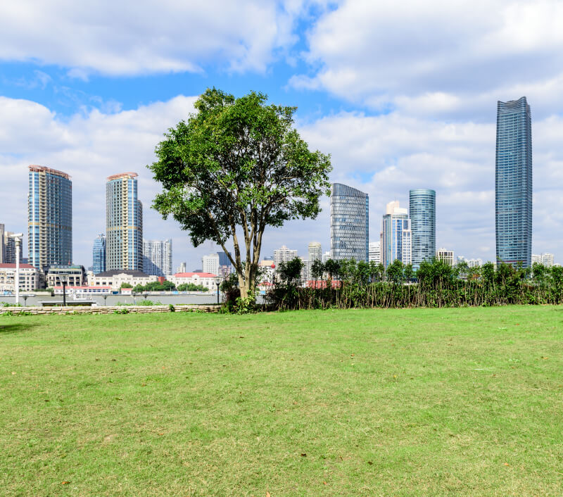 Huangpu-Park in Shanghai (China). Foto: HelloRF Zcool / Shutterstock.com