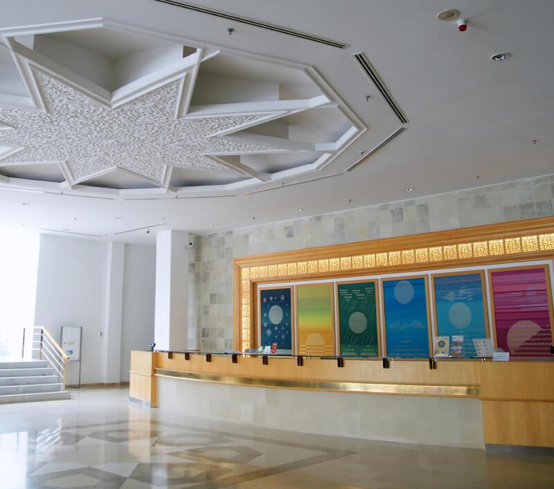 Das Islamic Arts Museum von Malaysia in Kuala Lumpur. Foto: tera.ken / Shutterstock.com
