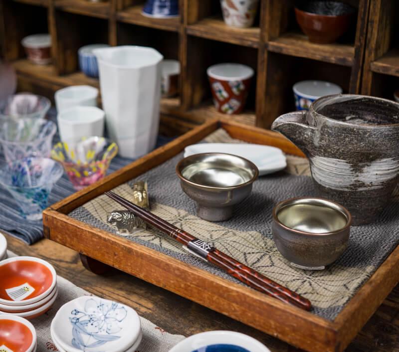 Japanische Antiquitäten, Foto: Paak Tripaakwasin / Shutterstock.com