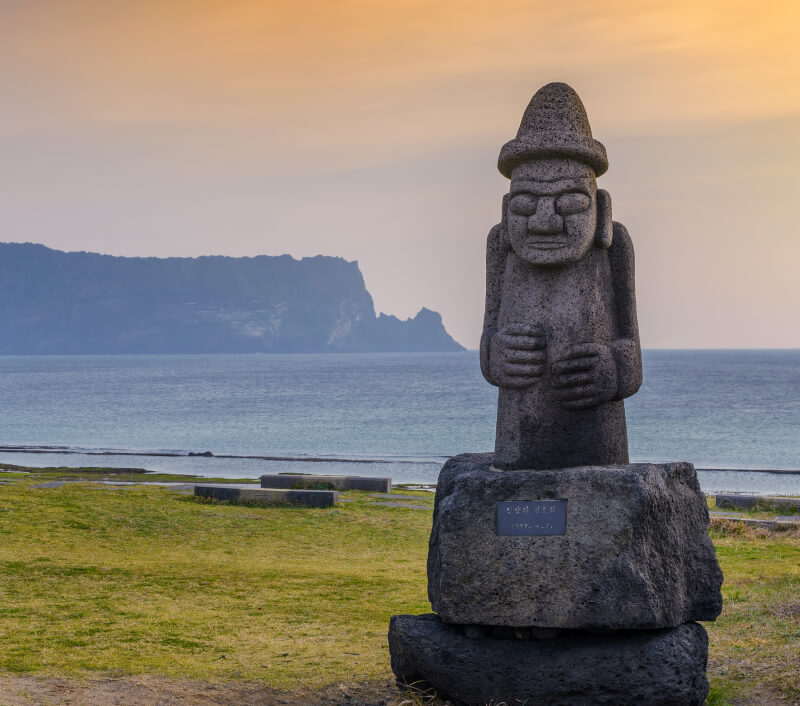 Jeju in Südkorea. Foto: Noppasin Wongchum / Shutterstock.com
