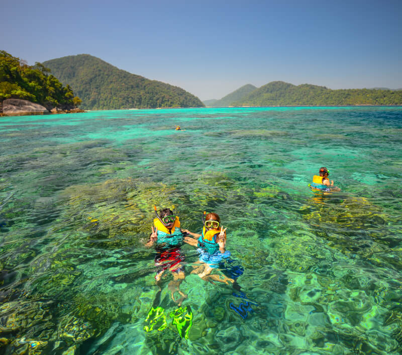 Khao Lak im Süden von Thailand. Foto: Shuttertong / Shutterstock.com