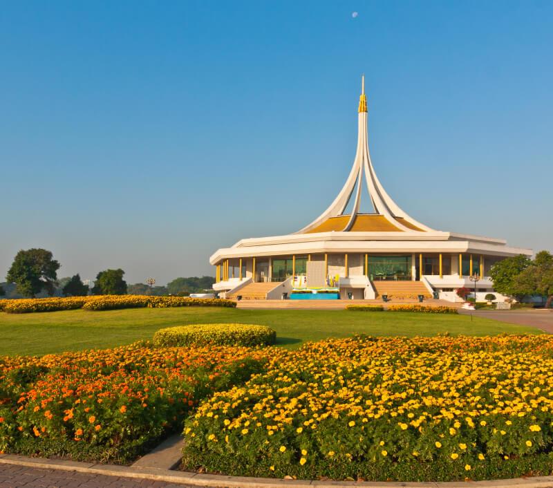 König-Rama-IX.-Park in Bangkok. Foto: Chotewang / Shutterstock.com