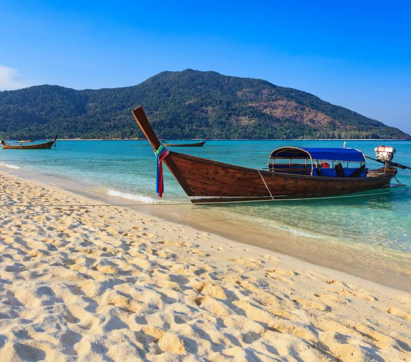 Koh Lipe (Thailand). Foto: Noppasin Wongchum / Shutterstock.com