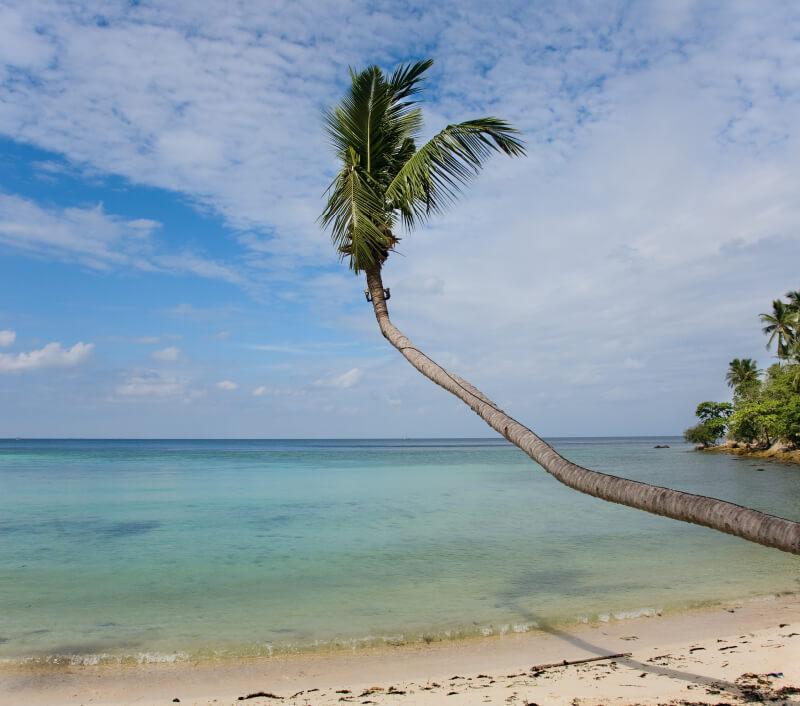 Koh Phangan, die Schwesterinsel von Koh Samui. Foto: foryouinf / Shutterstock.com