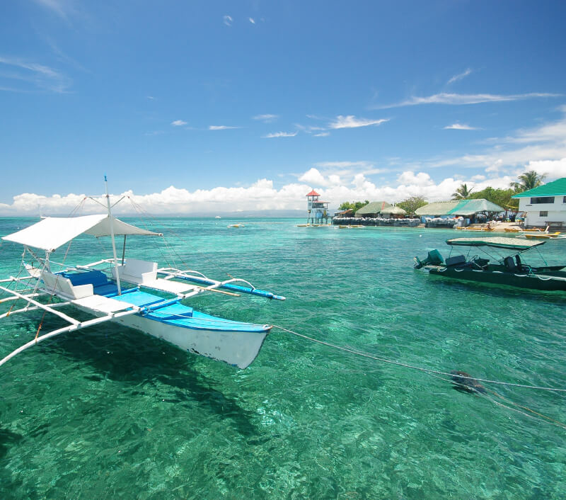 Die Insel Mactan auf den Philippinen. Foto: mrmichaelangelo / Shutterstock.com