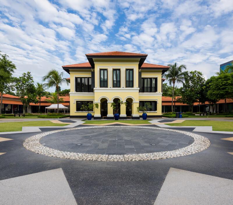 Das Malay Heritage Centre in Singapur. Foto: gnohz / Shutterstock.com