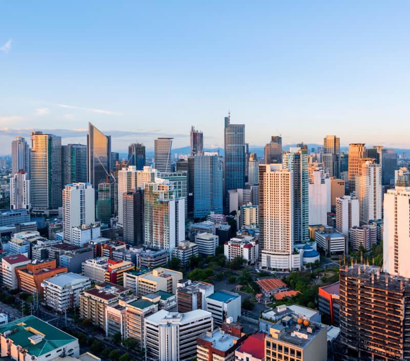 Manila, die Hauptstadt der Philippinen. Foto: r.nagy / Shutterstock.com