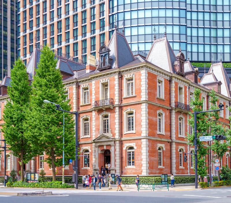 Das Mitsubishi Ichigokan Museum in Tokio. Foto: Richie Chan / Shutterstock.com