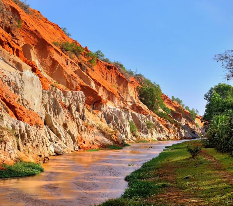 Mũi Né (Phan Thiet) ist ein beliebtes Urlaubsziel in Vietnam. Foto: daksun / Shutterstock.com