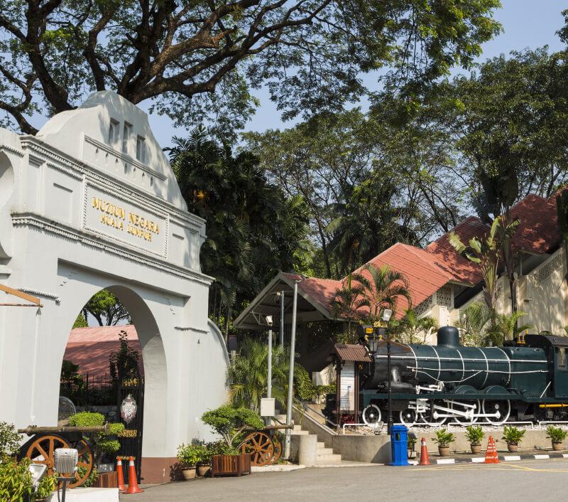 Das Nationalmuseum von Malaysia in Kuala Lumpur. Foto: JSvideos / Shutterstock.com