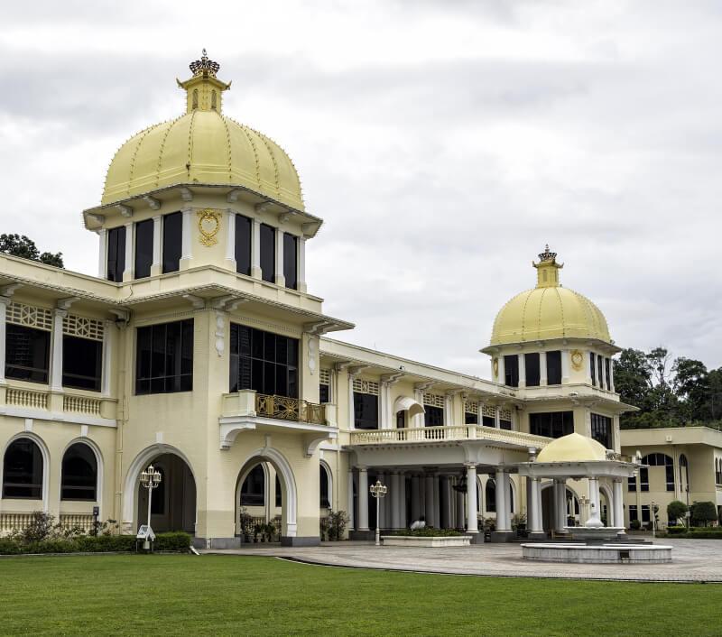 Das National Palace Royal Museum in Kuala Lumpur. Foto: Crystal Image / Shutterstock.com