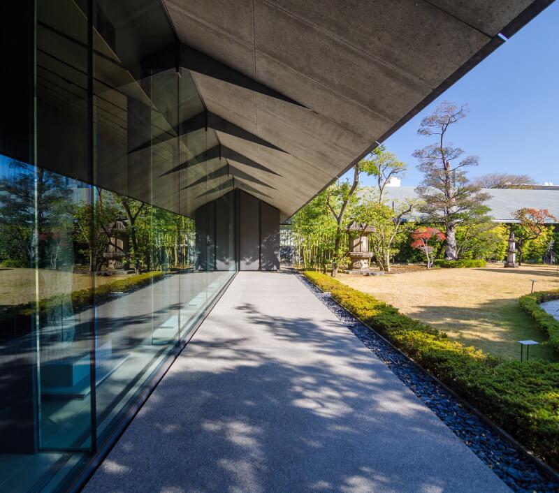 Nezu-Museum in Tokio (Japan). Foto: Sira Anamwong / Shutterstock.com