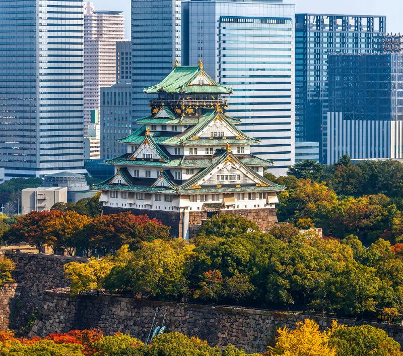 Osaka in Japan. Foto: cowardlion / Shutterstock.com