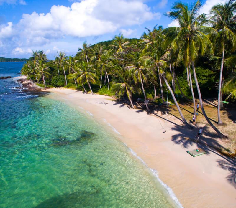 Phú Quốc ist die größte Insel von Vietnam. Foto: Jimmy Tran / Shutterstock.com