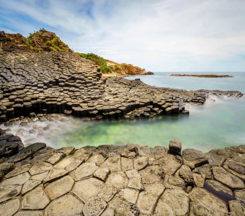 Die vietnamesische Provinz Phú Yên ist vor allem für ihre Landschaft bekannt. Foto: Tochim / Shutterstock.com