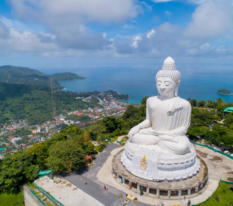Ein beliebtes Reiseziel in Thailand: Phuket. Foto: ShutterSeed / Shutterstock.com
