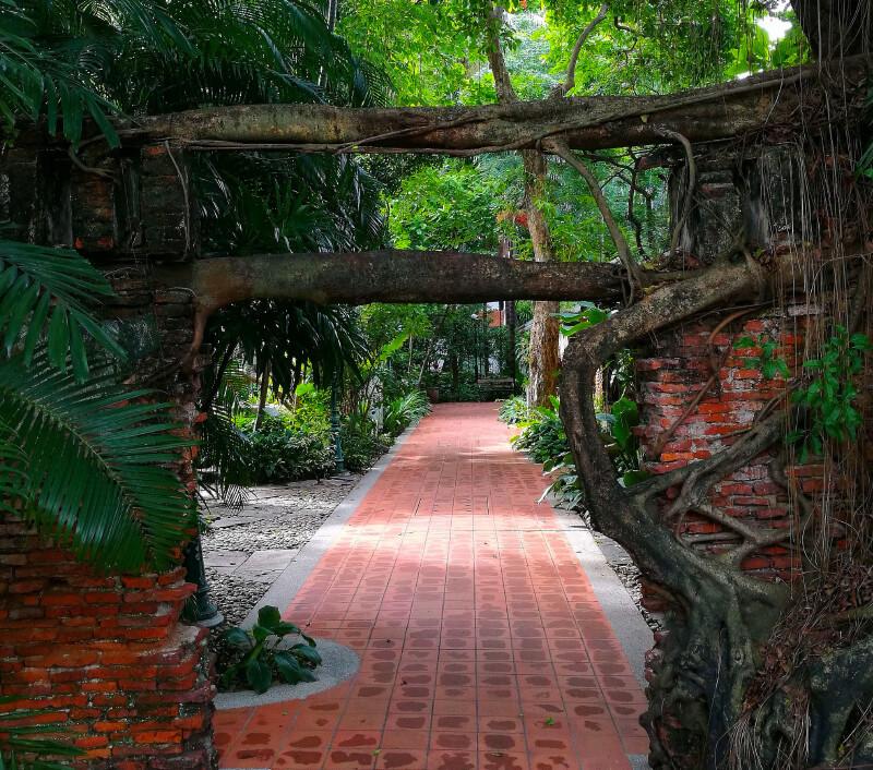 Der Princess Mother Memorial Park in Bangkok. Foto: chatchavadits simaraks / Shutterstock.com
