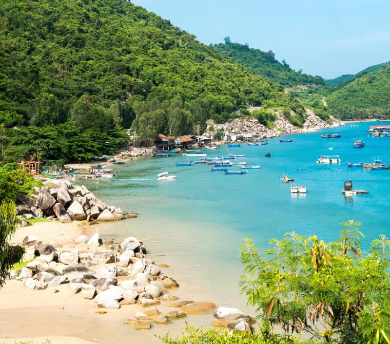 Qui Nhơn in Vietnam. Foto: Jimmy Tran / Shutterstock.com