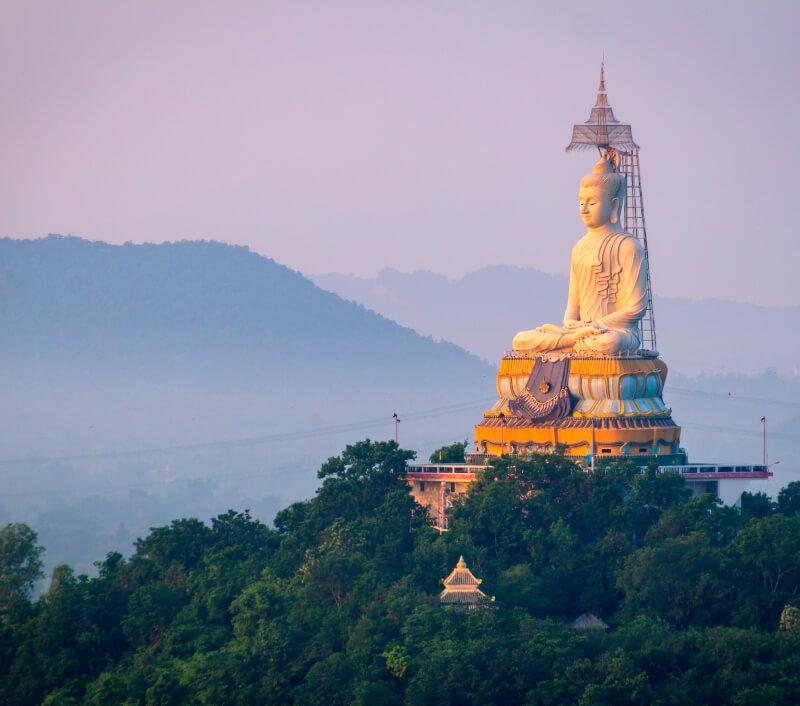 Ratchaburi im Westen der thailändischen Zentralregion. Foto: siriwat limsuvech / Shutterstock.com