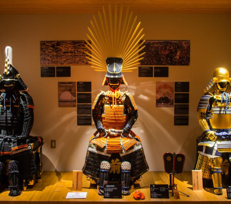 Das Samurai-Museum in Tokio (Japan). Foto: Vassamon Anansukkasem / Shutterstock.com