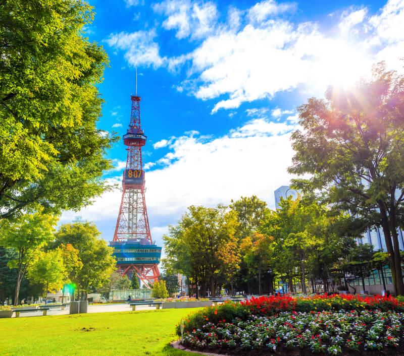 Sapporo in Japan. Foto: beeboys / Shutterstock.com