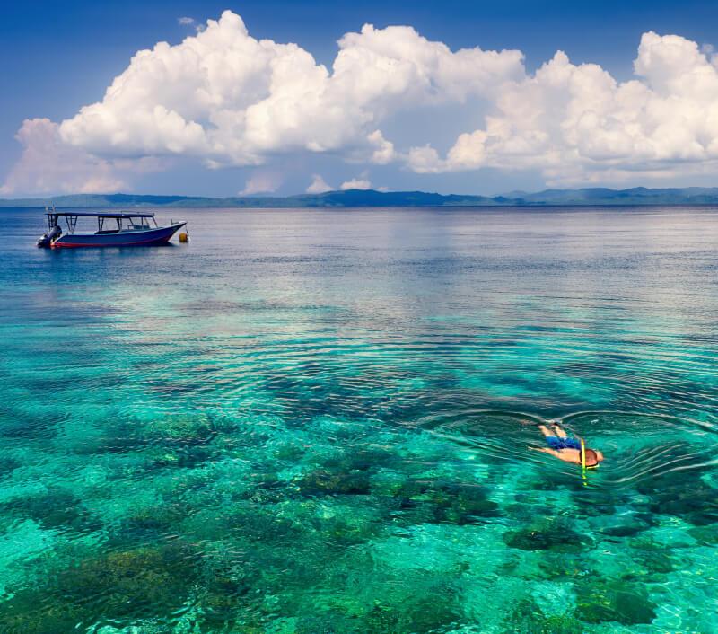 Sulawesi – die tropische Insel. Foto: soft_light / Shutterstock.com