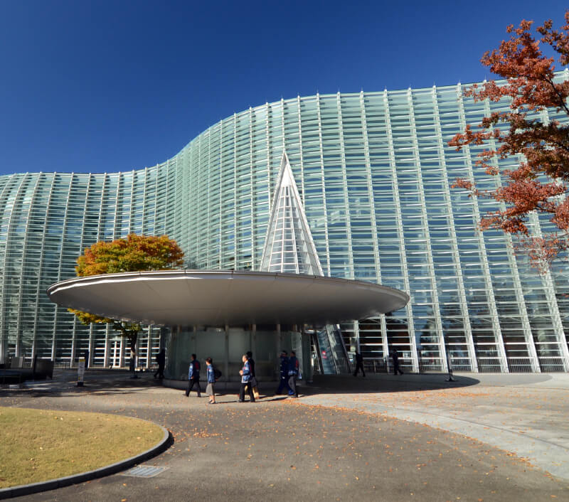 National Art Center (NACT) in Tokio (Japan). Foto: Sira Anamwong / Shutterstock.com