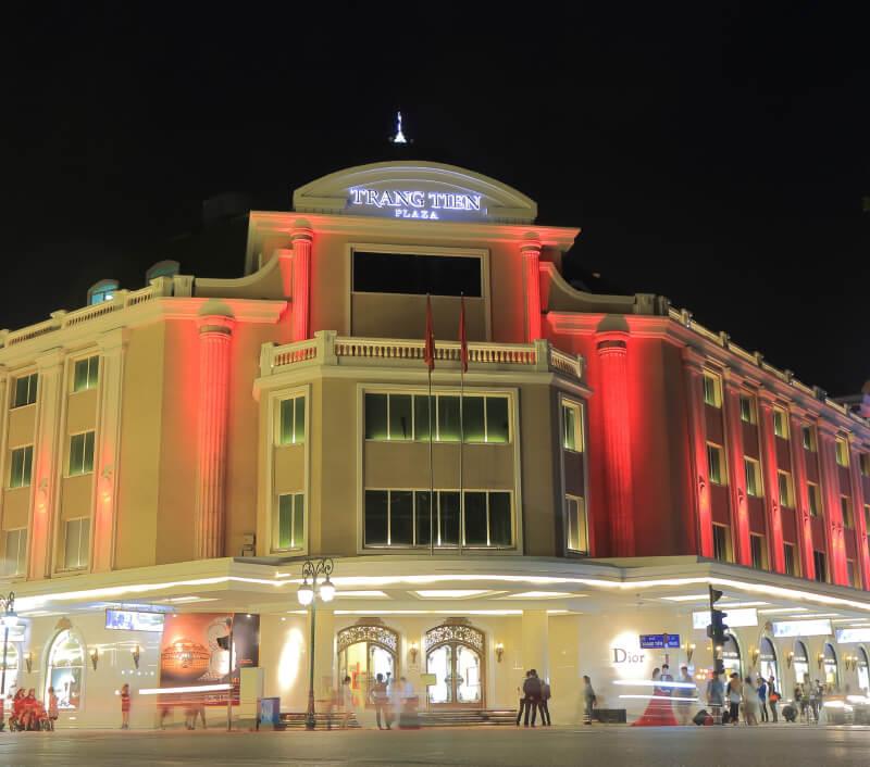 Tràng Tiền Plaza in Hanoi. Foto: TK Kurikawa / Shutterstock.com