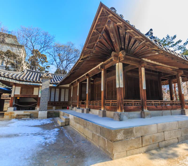 Der Unhyeongung-Palast in Seoul. Foto: Avigator Thailand / Shutterstock.com