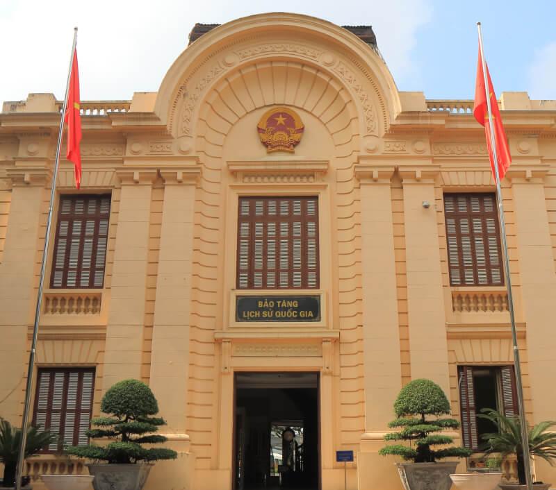 Vietnam Museum of Revolution. Foto: TK Kurikawa / Shutterstock.com