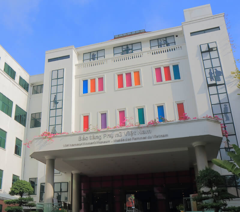 Das vietnamesische Frauenmuseum. Foto: TK Kurikawa / Shutterstock.com