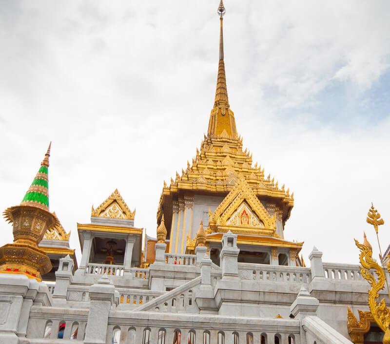 "Wat Traimit – ""Tempel des Goldenen Buddha"". Foto: Tepikina Nastya / Shutterstock.com"
