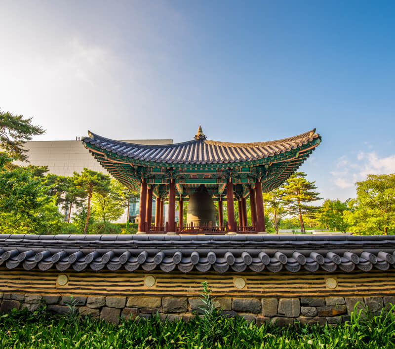 Der Yongsan Family Park in Seoul. Foto: sayan uranan / Shutterstock.com
